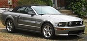 2009 ford mustang canada